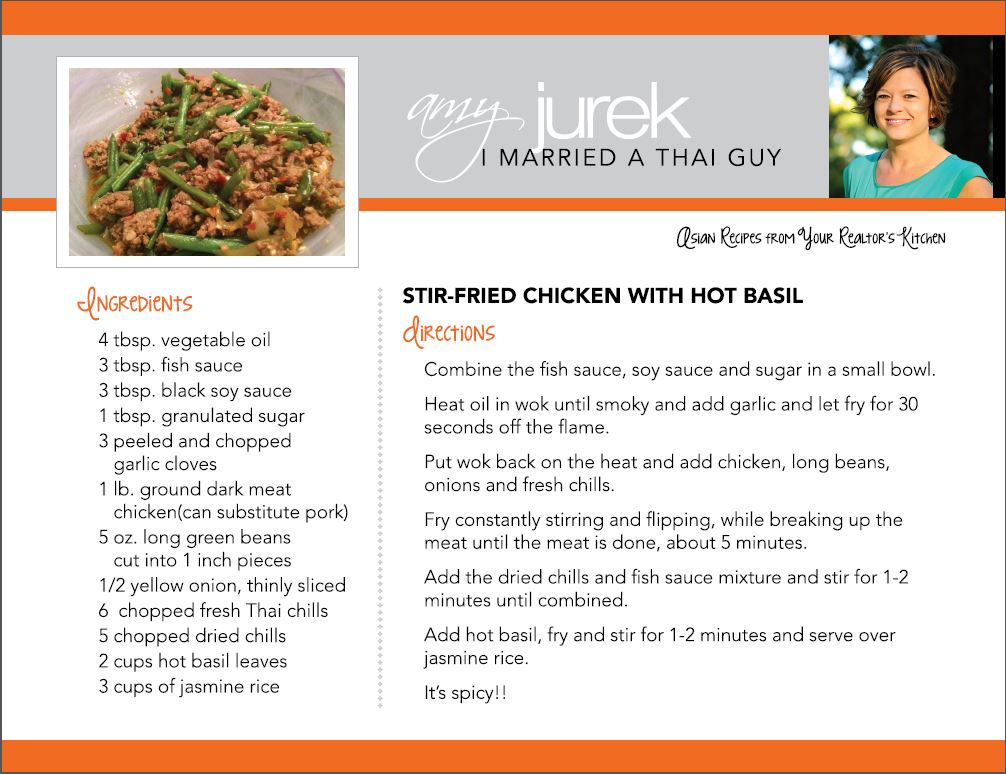 Stir Fry Chicken Recipe